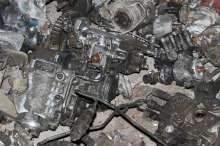 Aliuminio laužas su priemaišomis-220