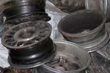 Aliuminio ratlankiai-220