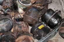 Kompresorių laužas-220