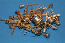 Tranzistoriai su auksu-220